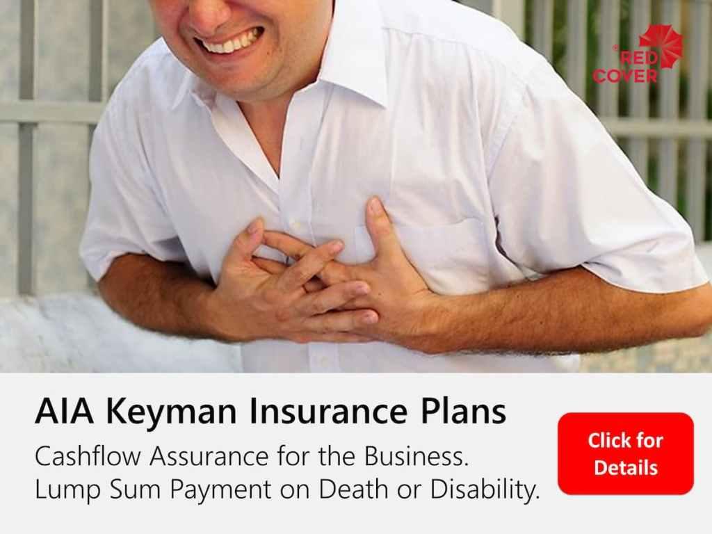 AIA Keyman Insurance Plans