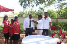 Sri Lanka Red Cross Appreciating Valuable