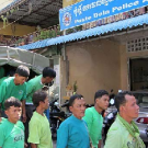 Villagers detained for handing out leaflets about Prey Lang forest in Cambodia