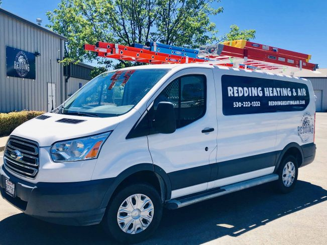 About Redding Heating & Air