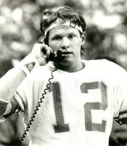 Rusty Hilger, #12