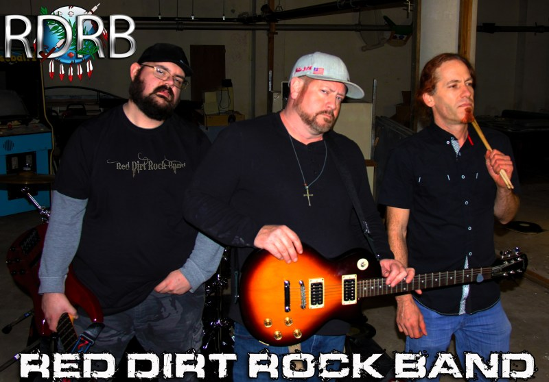Red Dirt Rock Band Wallpaper