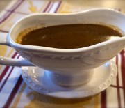 Homestyle Brown Gravy