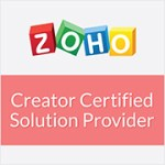 ZOHO Creator Certified Solution Provider