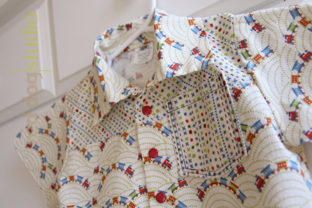 Collared Shirt, Size 18 months