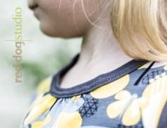 Tunic Stitch Detail