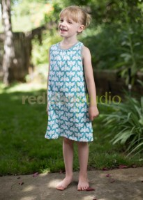 Racerback Style Dress