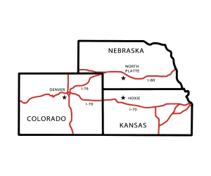 RDO Map