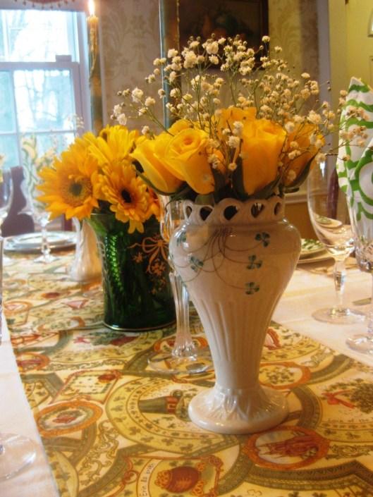 beleek vase