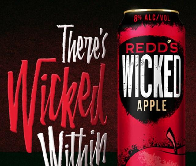 Redds Wicked Apple