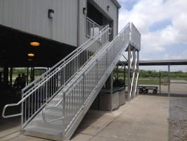 Universal Aluminum Stairs   REDD Team