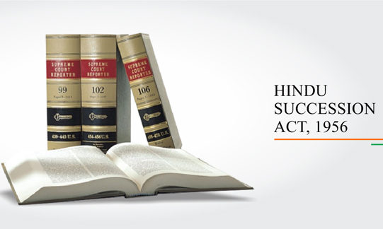 'A Hindu converted into Islam is not disqualified to receive father's property under Section 26 of the Hindu Succession Act, 1956'