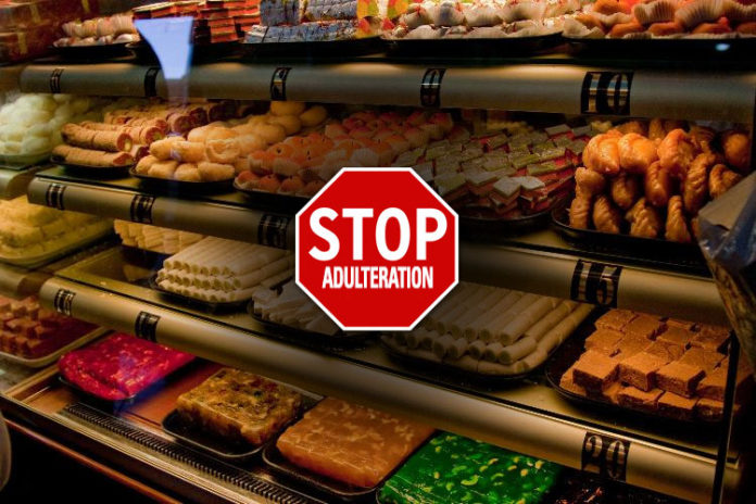 """""""Storing Of Adulterated Food for the purpose of making other food to be sold is an offence"""""""