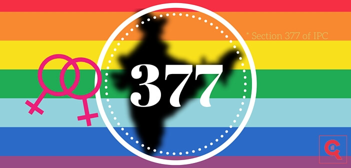 """""""Fresh Petitions filed in the Supreme Court seeking quashing of Section 377 of the IPC"""""""