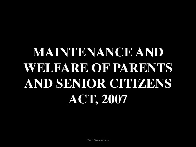 """Senior Citizens can avail of the Maintenance and Welfare of Parents and Senior Citizens Act for Interim Ejectment, states Chhattisgarh High Court"""