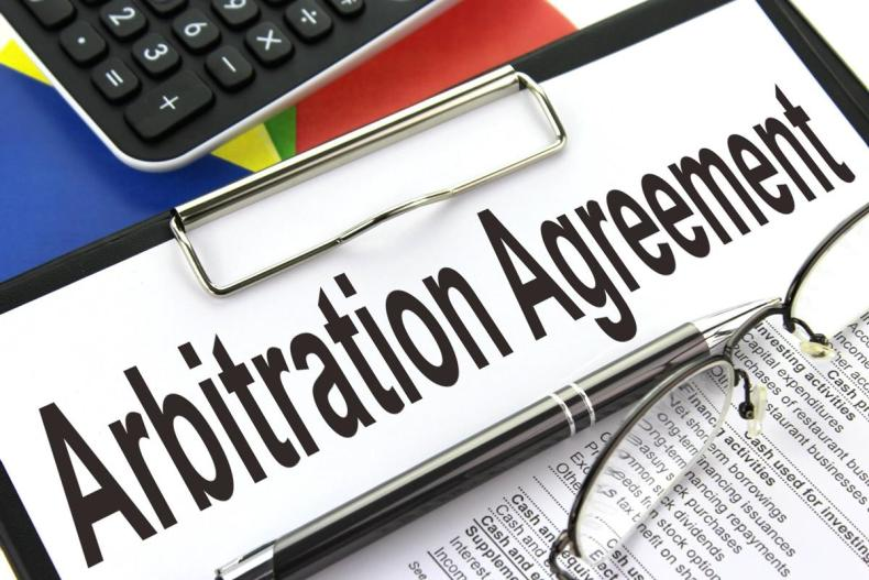 Arbitration agreement must be stamped in laws according to the seat of arbitration