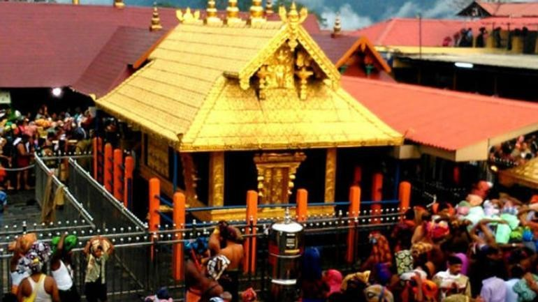 Sabarimala: Plea filed in Supreme Court seeking directions for safe passage and entry of women