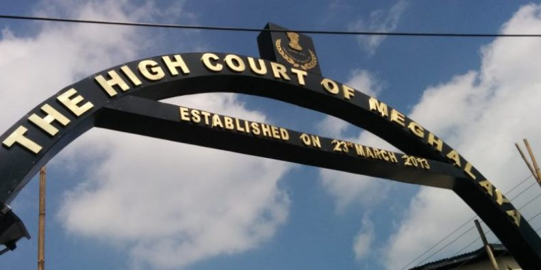 MEGHALAYA HIGH COURT AND SUBORDINATE COURTS RESTRICTS TO HEARING ONLY URGENT MATTERS