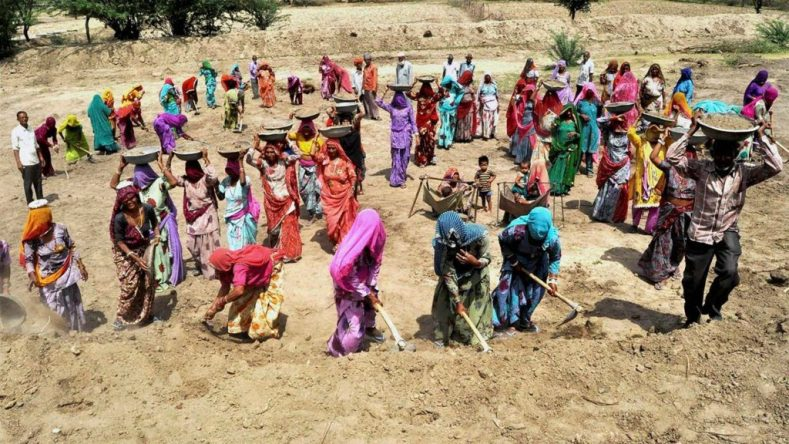 Centre Submits Report to Supreme Court: Relief provided to MGNREGA Scheme Beneficiaries
