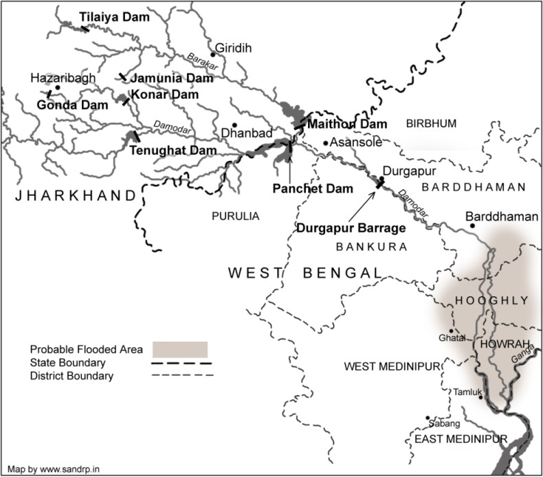 World Bank signs project to improve irrigation and flood management in Damodar Valley Command Area in West Bengal