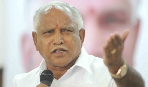 Supreme Court agrees to examine Yediyurappa's plea challenging restoration of criminal case