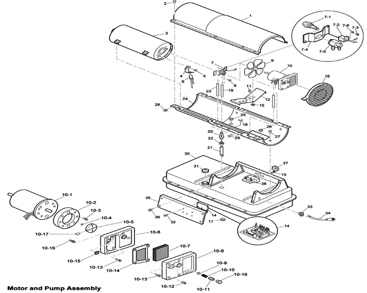 Reddy Heater Wiring Diagram