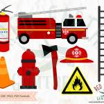 Firefighter Bundle In Svg Eps Pdf Dxf Png Formats Danger Firetruck Svg Firefighter Axe Ladder Sign Cone Extinguisher Fire Fighter Hat Firefighter Bundle Fire Truck Svg Cricut Silhouette Cameo Vinyl Decal T