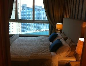 bedroom design interior blue dubai