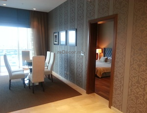 luxurious living interior design dubai