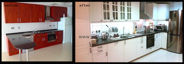 kitchen remodeling Dubai, consultation, design
