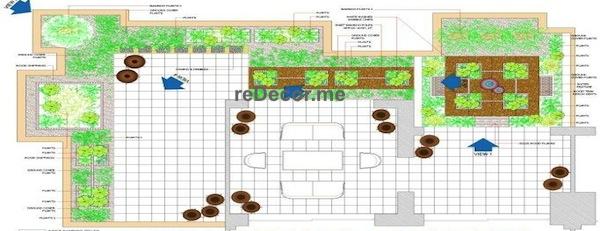 garden plan landscaping dubai old town