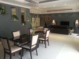 single person living interior decor