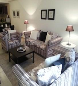 1 bedroom interior decorating design in JLT