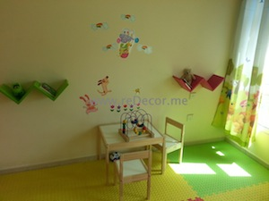 kids interior decor