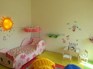 interior decor for a girls room