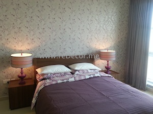bedroom interior design for lady dubai
