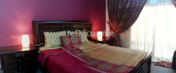 master bedroom make over dubai nahda
