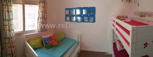 kids room interior decorating dubai