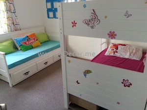 kids bedroom makeover dubai