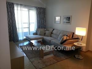 living room concorde tower decor