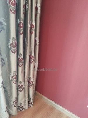 jotun special paint, wood flooring