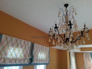luxurious interior design by potery barn dubai