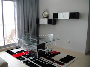black red grey interior decor dubai downtown