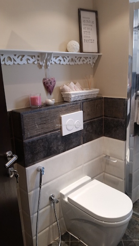 decorate bathrooms, complete bathroom remodelling and renovation in Dubai, build in WC, girly bathroom, Interior consultant