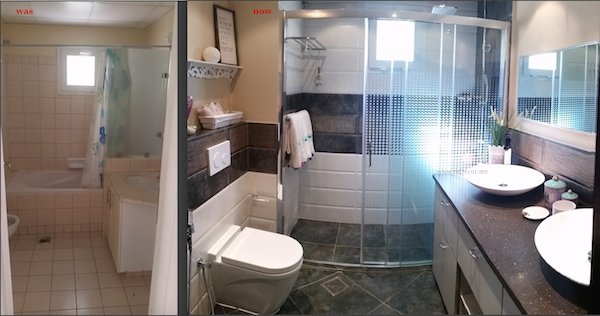 complete bathroom remodelling and renovation in Dubai