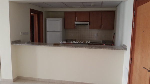 before and after kitchen in the greens, Dubai, upgrade, consultancy, interior decor