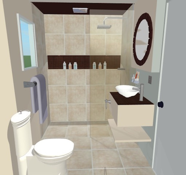bathroom remodelling in Springs, fit out jobs dubai, interior consultation, 3D design
