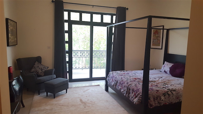 Master bedroom decor, japanese accents, purple, entrance hallway bedoui rugs, table decor for dining rooms, piano in the big house, under staircase area, beautiful big art, entrance console, villa decor consultation, organise villa, rental property, dubai designer consultation, marina furniture, trendy rugs, art, beautiful living, antique plates on wall, plants, big living area, kilims