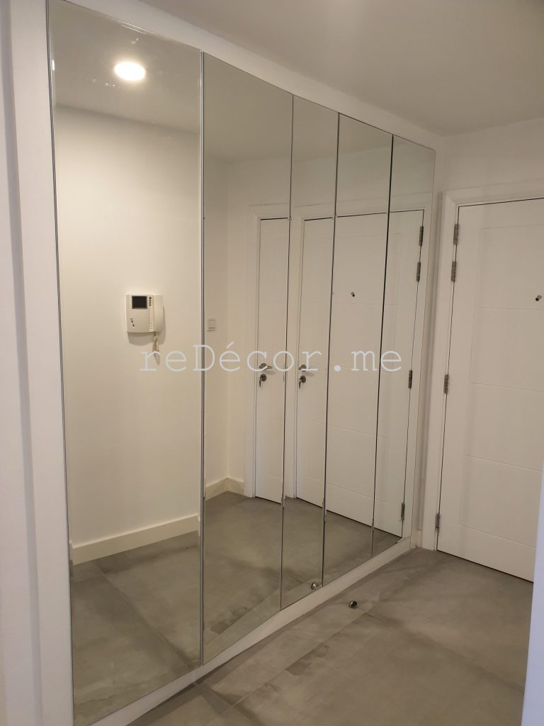 wardrobes, mirrors, glass doors, dubai fitout, walk in showers, bathroom renovations old greens, travo, dubai interiors, styling rooms