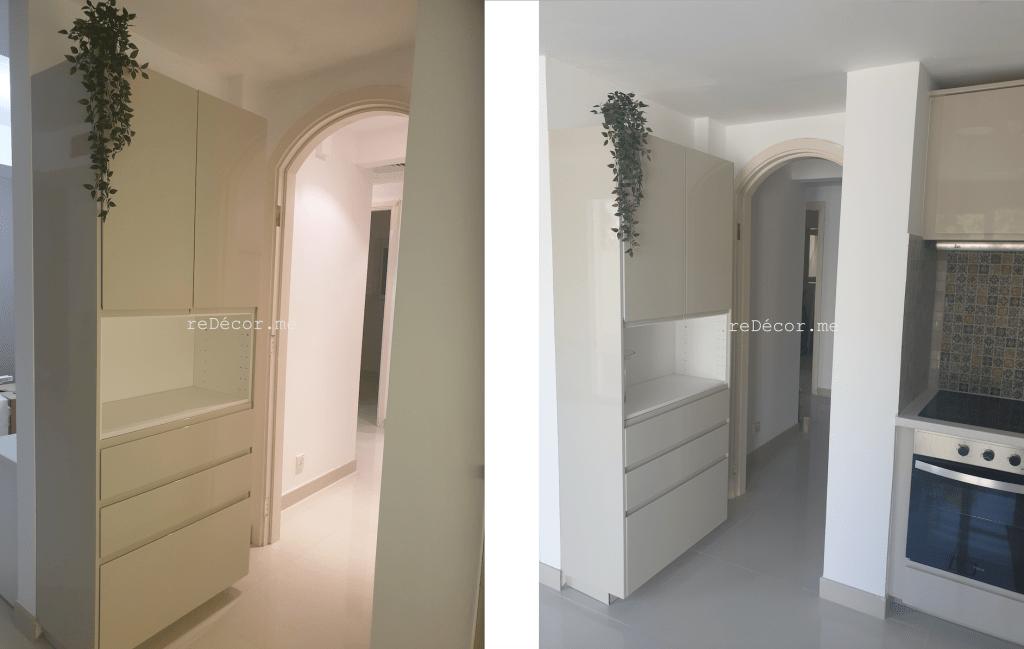 home styling Springs 4m villa renovation kitchen bathroom , lighting, kids room, home styling, decor, interior designer dubai, storage
